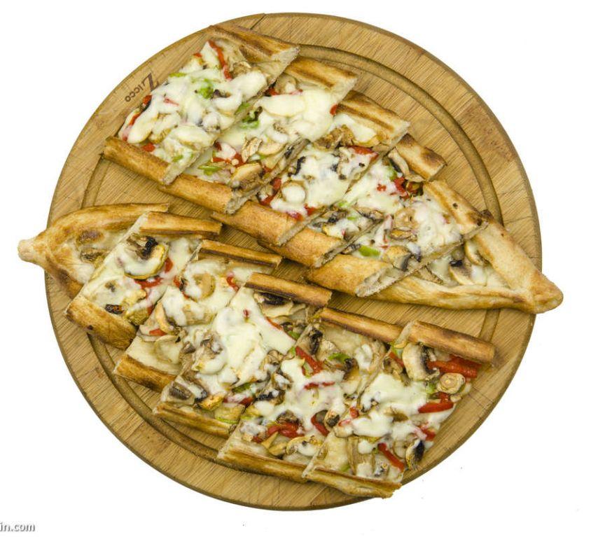 Pizza Bari Dekupe Fotoğraf Çekimi