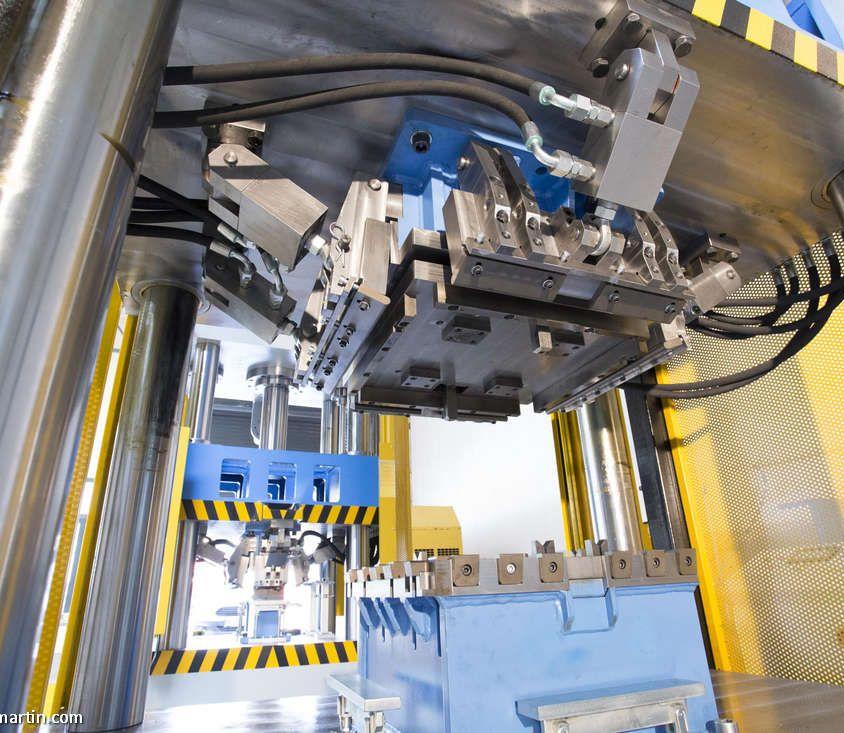 Endüstriyel Makine Fotoğraf Çekimi – Yeter Makine