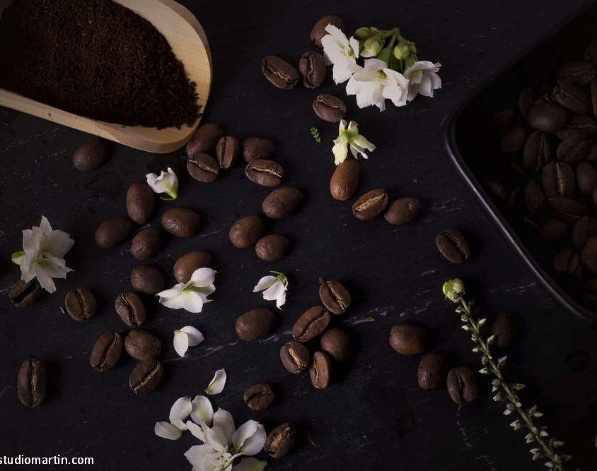 Yongacı Kahve Ürün Stilize