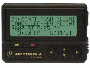 Çağrı Cihazı Motorola