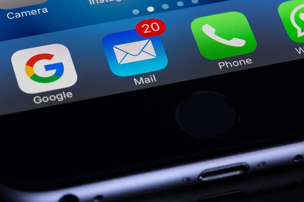 G-Mail, Google, G-Suite