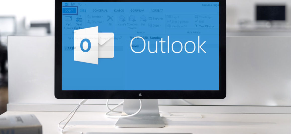 Outlook 2016 ve 2013 Kurulumu