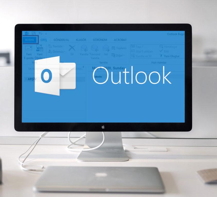 Outlook 2016 ve 2013 Kurulumu